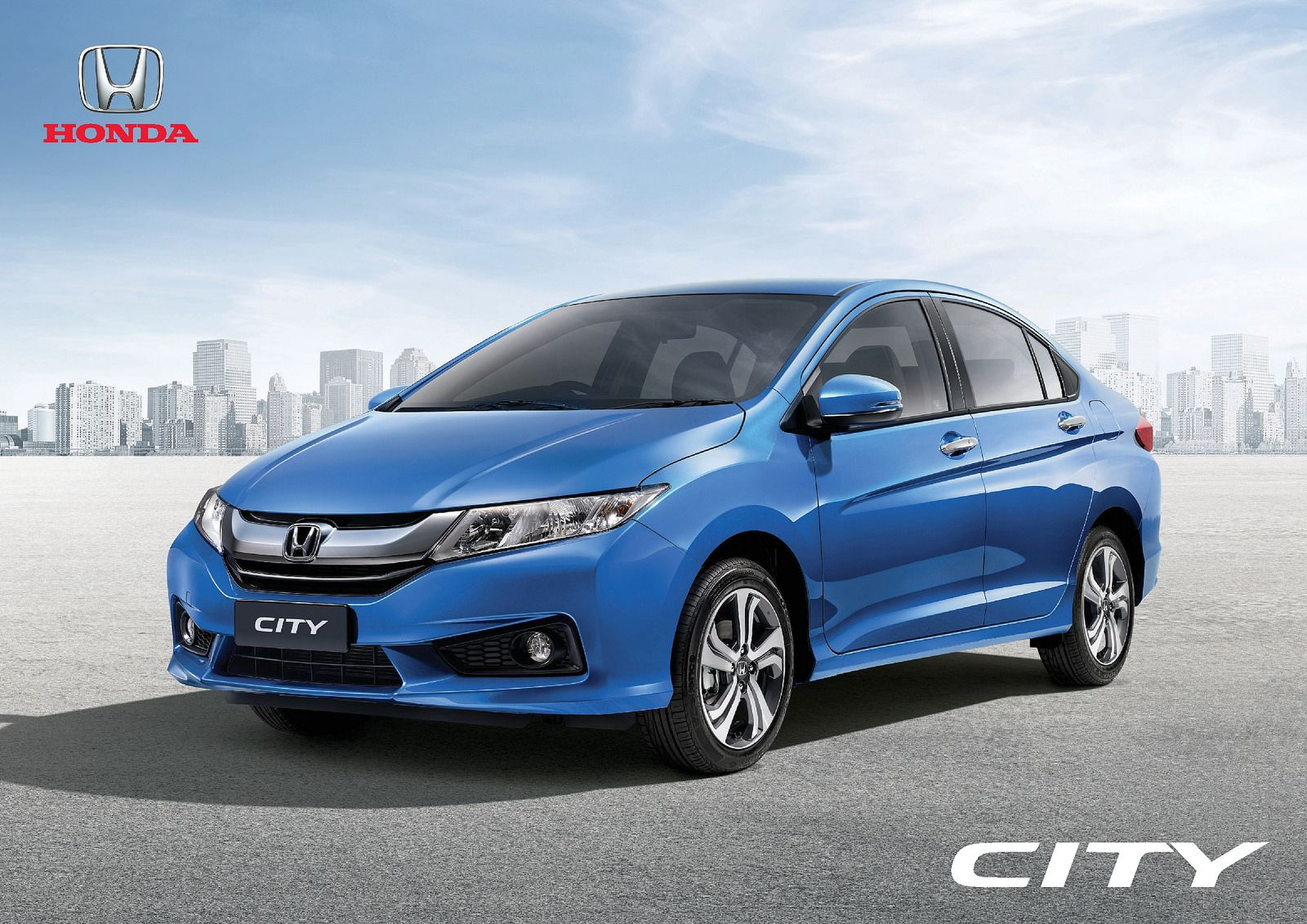 Honda City Mk6 Malaysia Brochure 2014 Honda City Honda Honda Civic