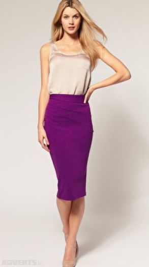 a1b26754831 Brand New ASOS Pencil Skirt
