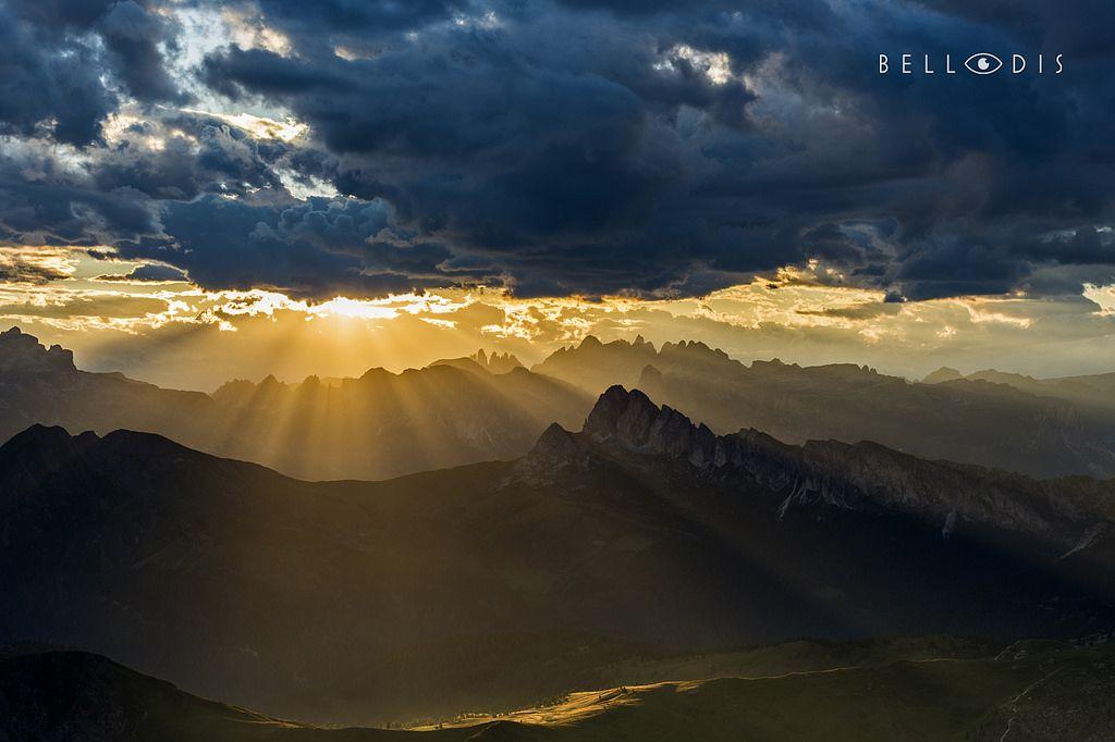 https://flic.kr/p/Mch8MC   160738  Summer sunset in the Dolomites