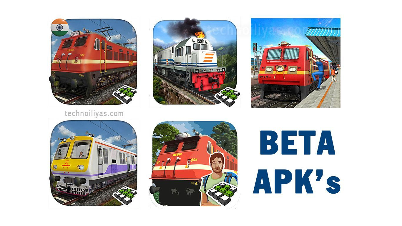 INDIAN Train Simulator BETA Apk with LTS, ITT, Euro Sim