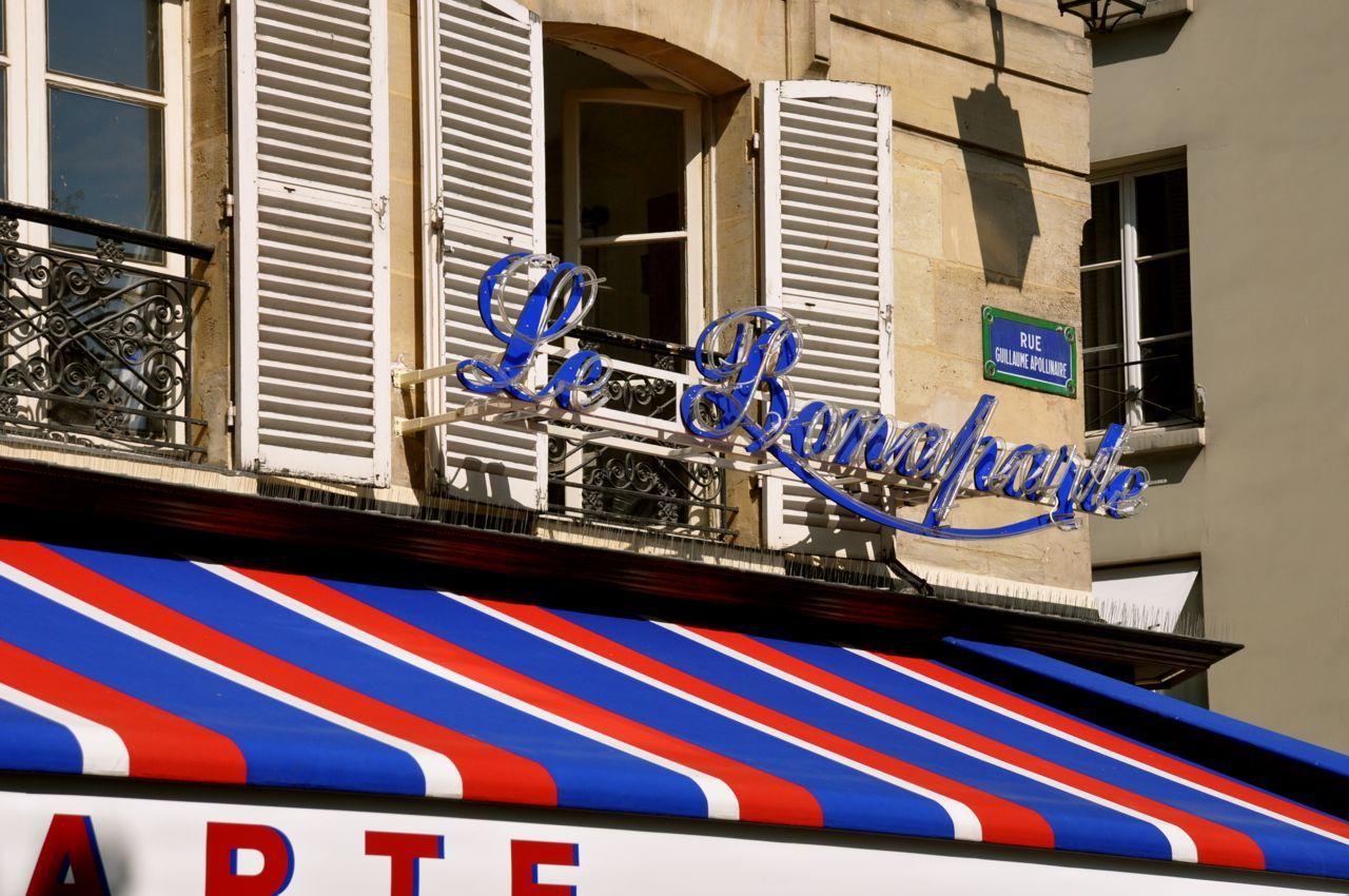 le bonaparte restaurant paris