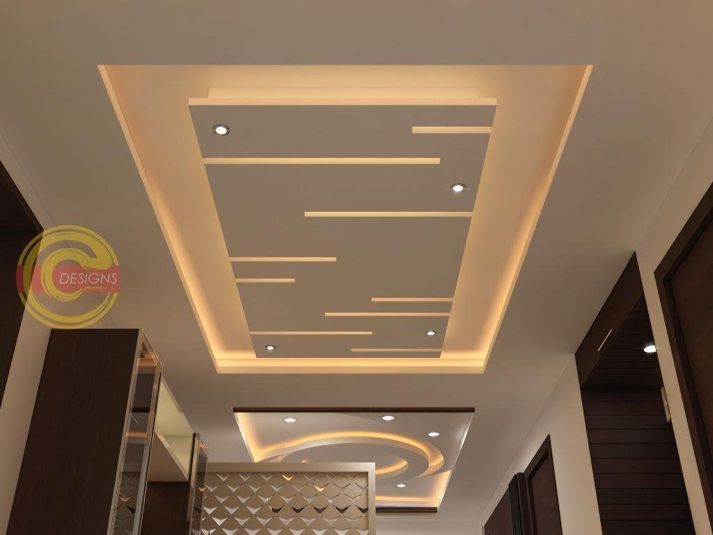 top tips false ceiling bedroom kitchens simple ideas lights modern lobby interior design also designs rh pinterest