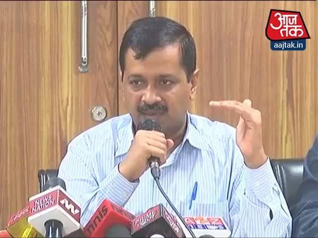 प्रदूषण की वजह से दिल्ली का बुरा हाल है. इस पर क्या कह रहे हैं कि दिल्ली के CM Arvind Kejriwal? #ATVideo  और वीडियो देखें- aajtak.in/videos