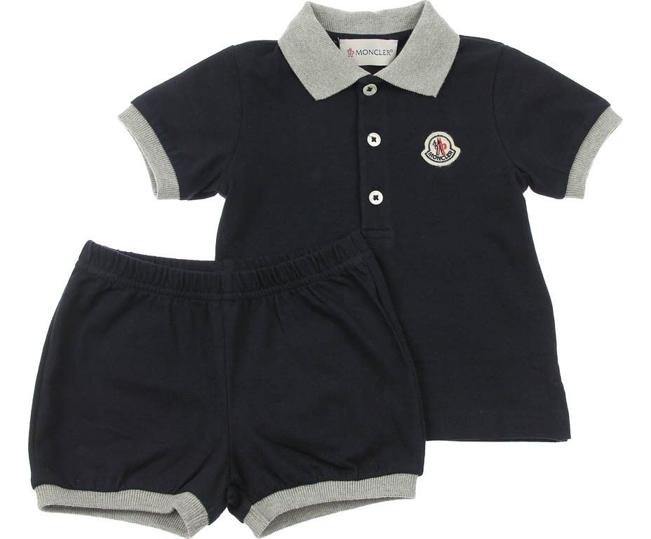 childrens moncler polo