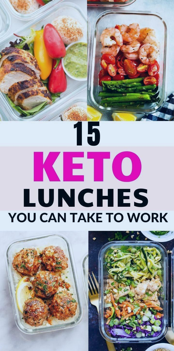 15 Easy Keto Lunch Ideas for Work and Meal Prep in 2020 ...