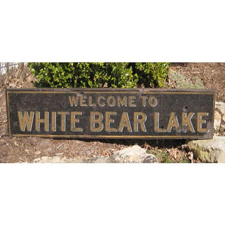 Welcome To WHITE BEAR LAKE, MINNESOTA