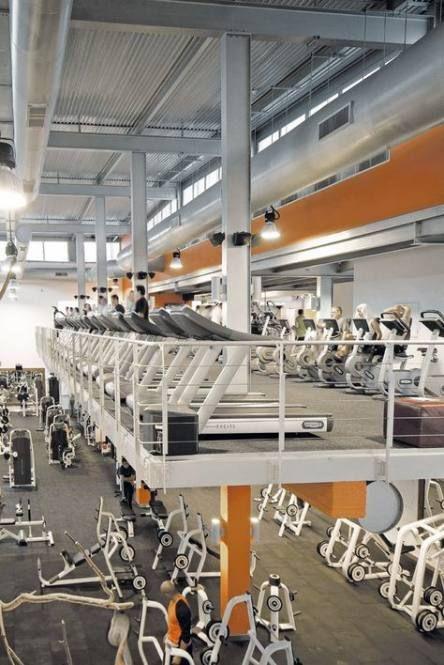 Trendy Fitness Gym Interior Design Modern Luxury 33+ Ideas #fitness