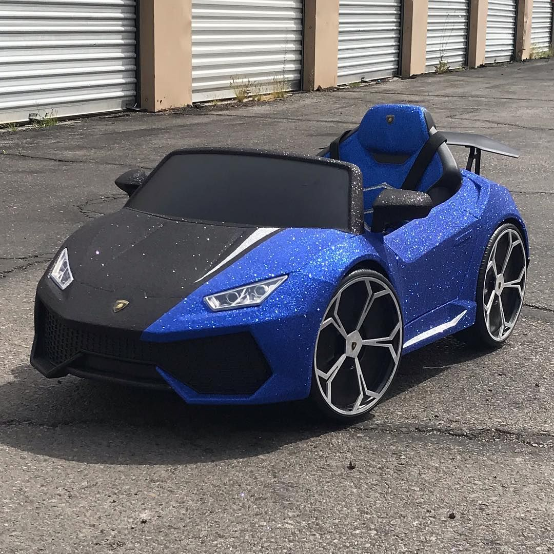 Luxury Kids Car Club On Instagram All Done Lamborghini Huracan 2 Face Edition That S Cold Ice Cold T0uchm0ney Luxury Kid Cars Toy Cars For Kids Car Club