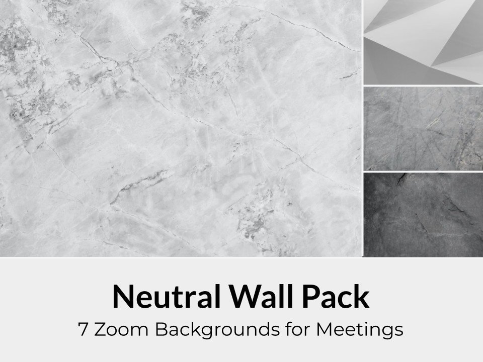 Neutral Wall Zoom Background Pack Instant Download Virtual Background Images Online Zoom Meetings Simple Digital Meeting Backgrounds Neutral Walls Background Neutral