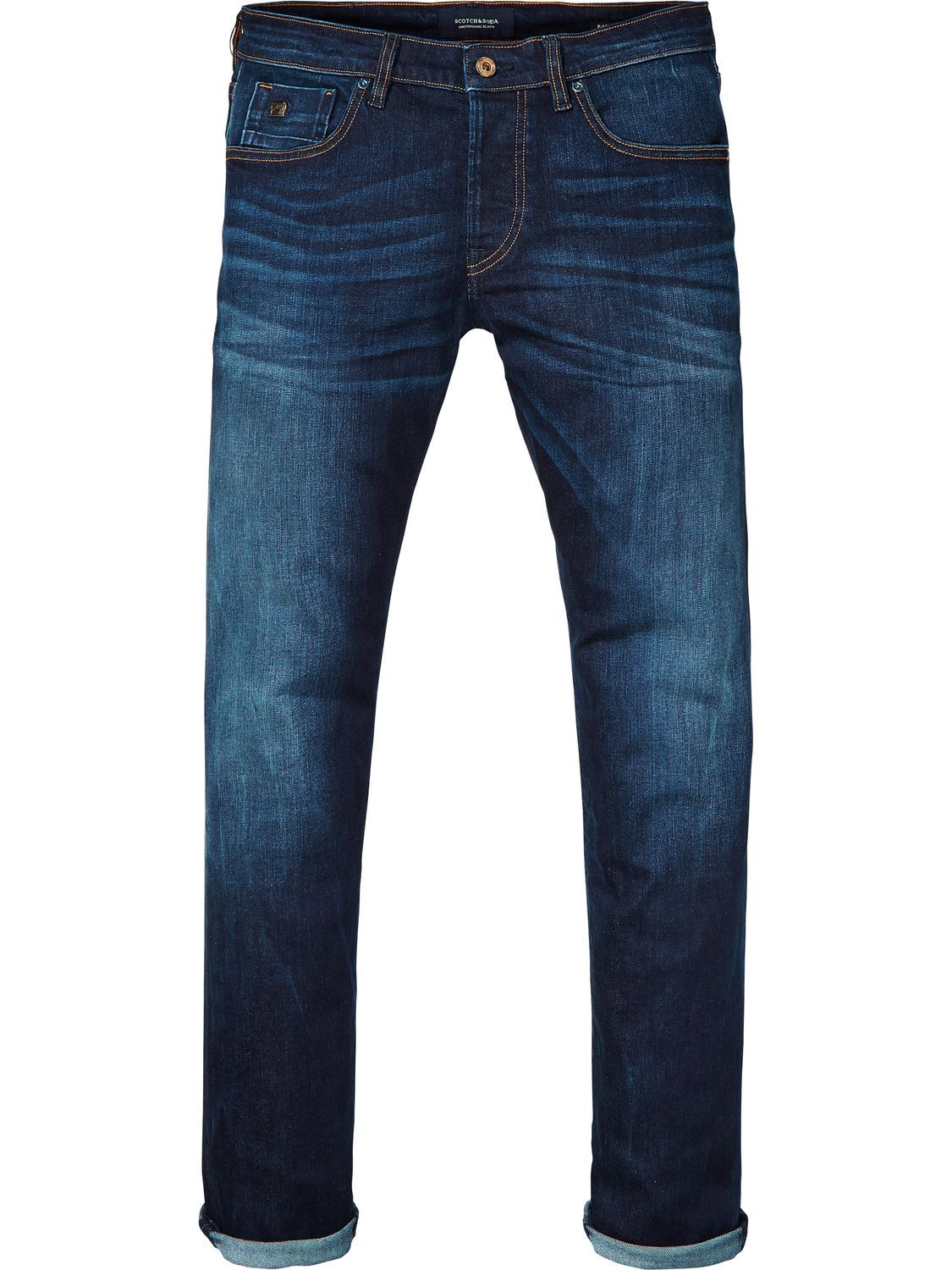 Mens Ralston-Beaten Track Jeans Scotch & Soda Cheap Wholesale Price Cheap Classic 2018 Cheap Online Outlet 2018 New Discount Manchester Great Sale tXGVa
