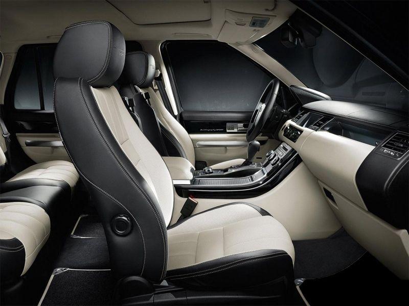 Land Rover Range Rover Interior Range rover sport