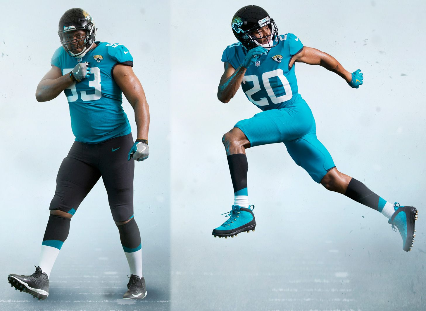reputable site 5a5da 155b2 Jacksonville Jaguars Unveil Stripped-Down Uniforms | Chris ...