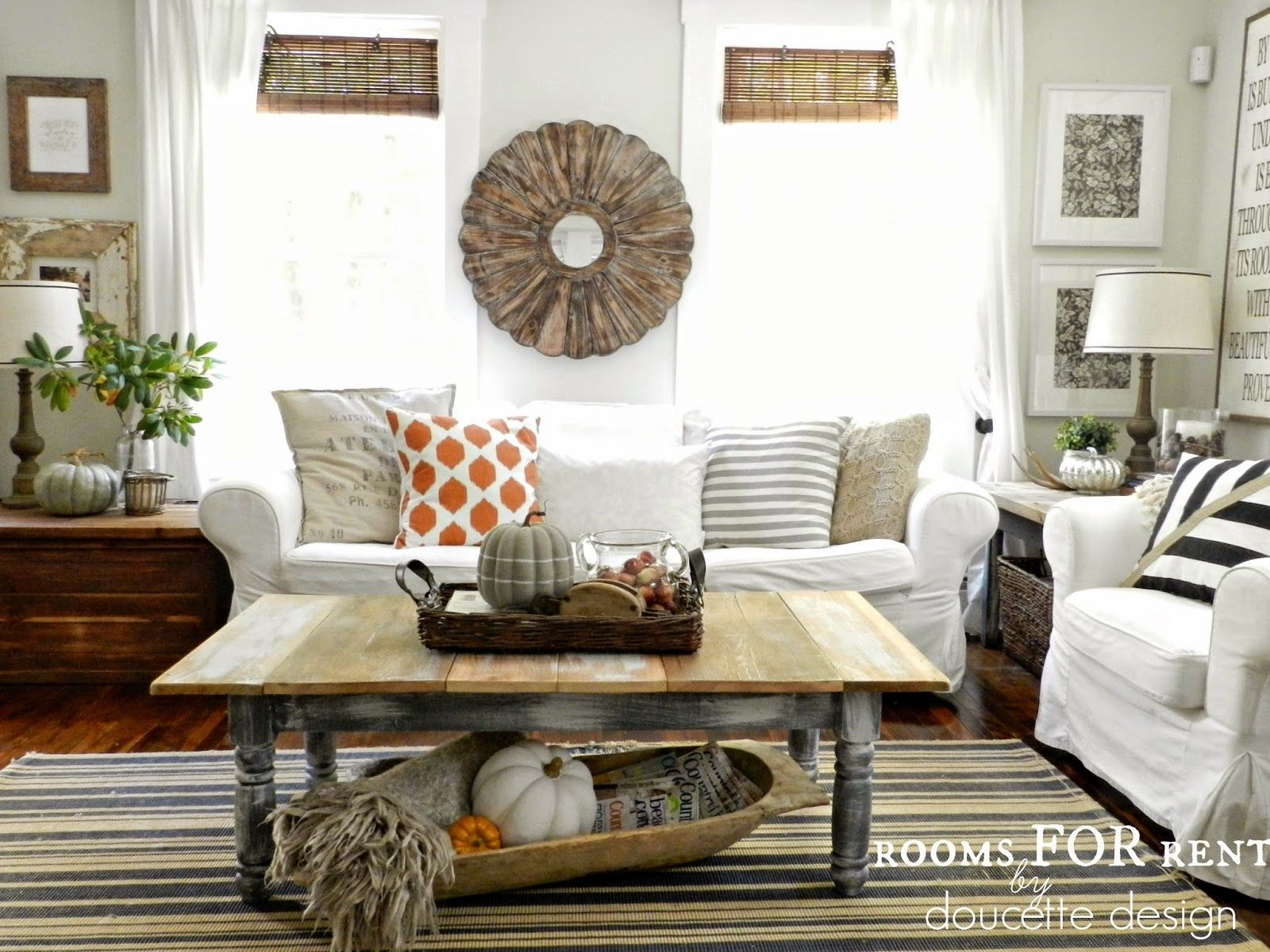 ~rooms FOR rent~: Fall Home Tour {2014}