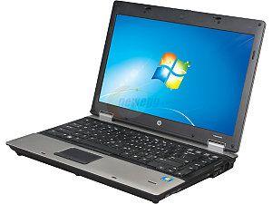 "HP ProBook 6455b Notebook AMD Phenom II Dual-Core N620 (2.8GHz) 2GB Memory 160GB HDD 14.1"" Windows 7 Home Premium 32-Bit"