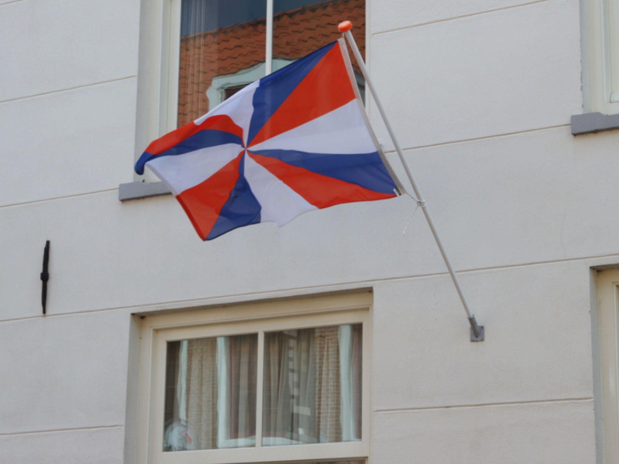 Geuzenvlag Brielle 1 April Vlaggen