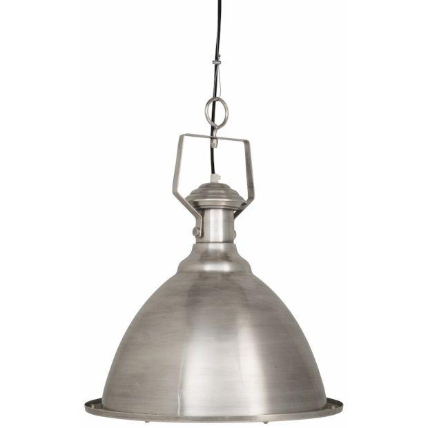 IB Laursen New York Hanglamp 53 cm - Zilver - afbeelding 1