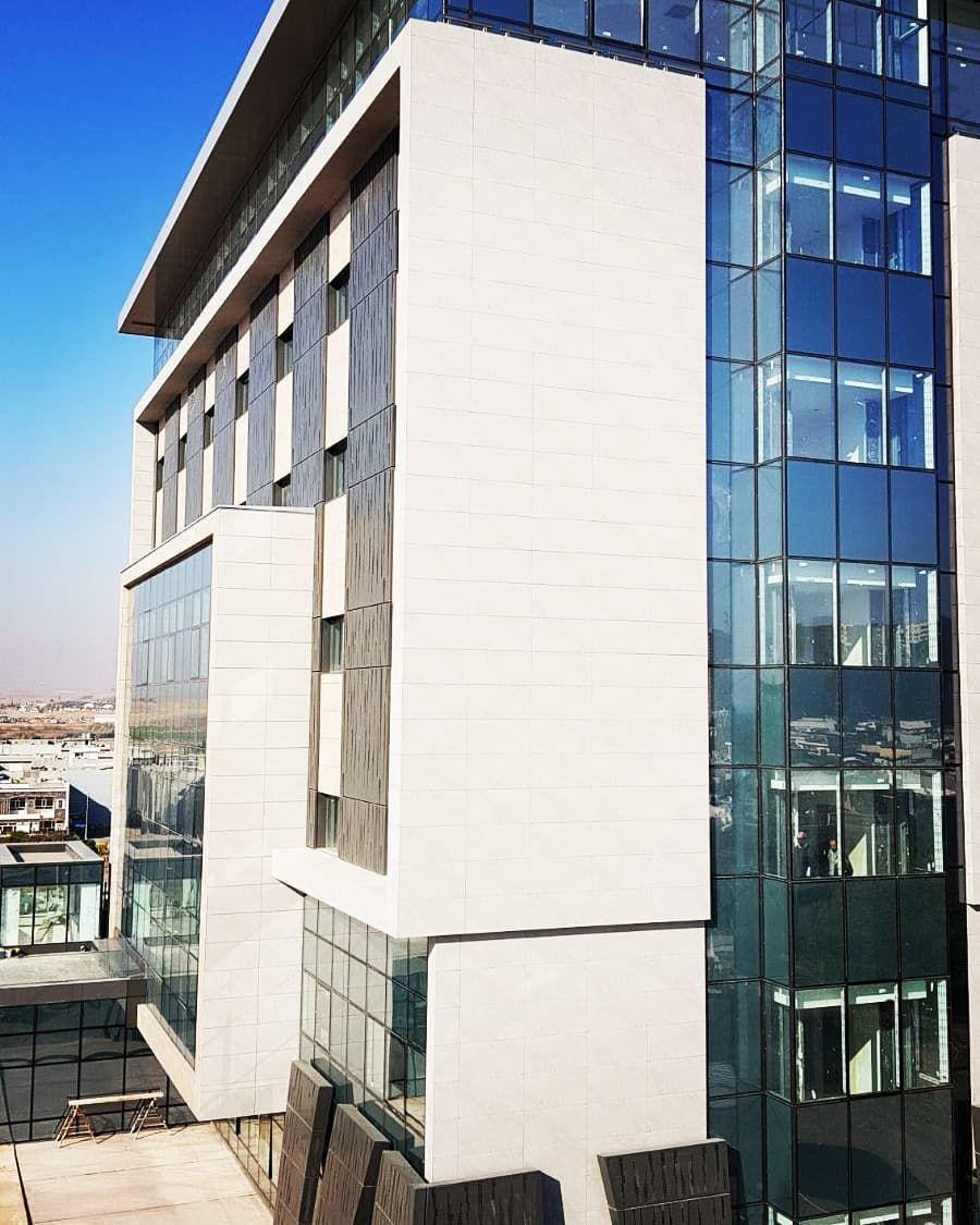 ERBIL HOTEL / FACADE COMPLETED #erbil #hotel #facade #construction #luxury  #kurdistan #duhok #hawler #sulaymaniyah #architecture #architectural # Engineering ...