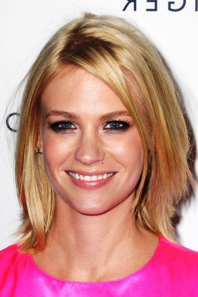 Medium Length Hairstyles for Women Over 40   Medium hair ...