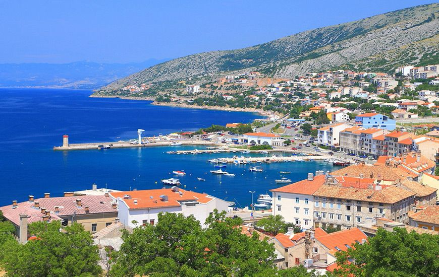 Senj Hrvatskatravel Org City View Paris Skyline City