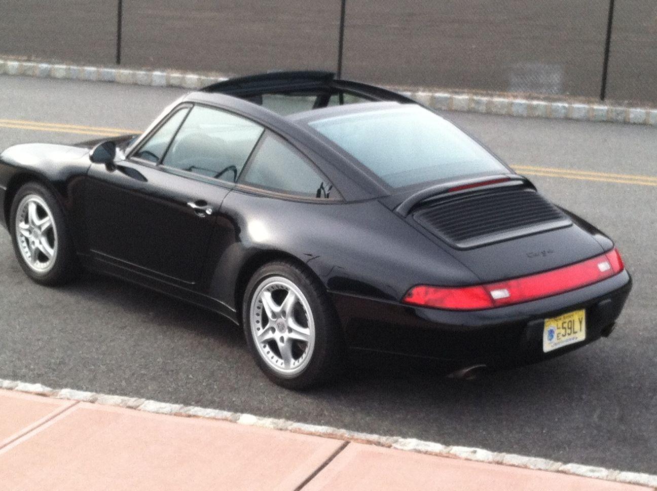 Porsche 993 Targa Porsches Pinterest Porsche 993
