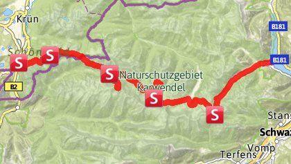Alternative Karwendeldurchquerung Ab Mittenwald Karwendel