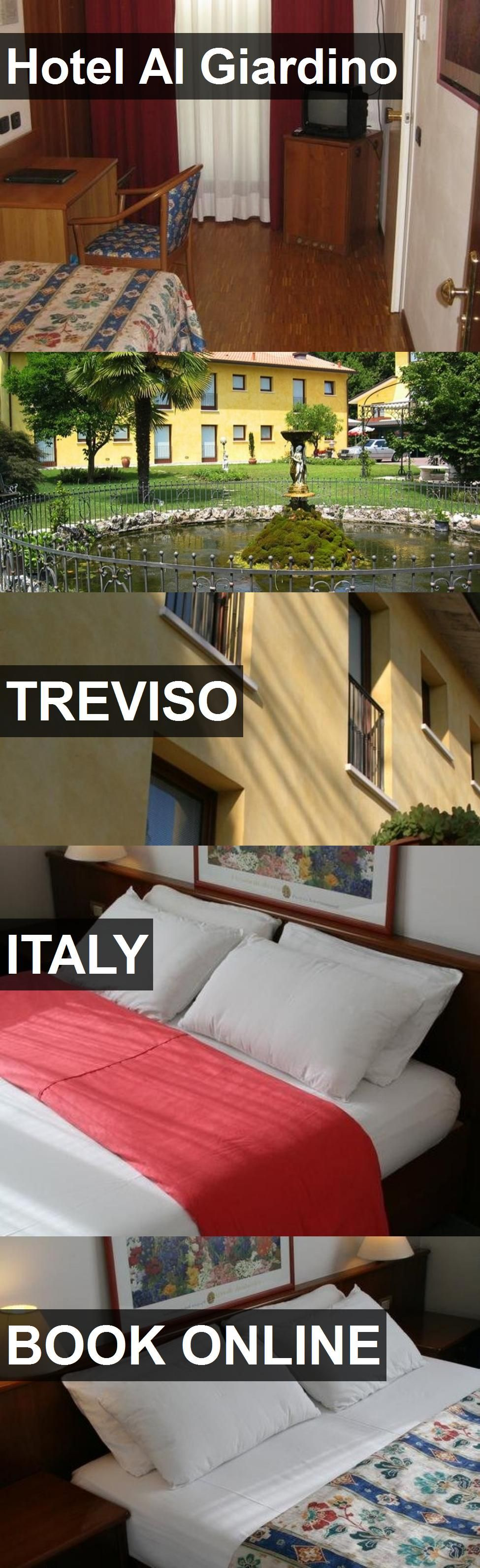 Giardino Prices Hotel Al Giardino In Treviso Italy For More Information Photos