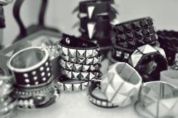 Studded Rings