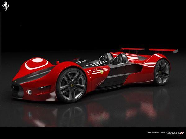 2014 Ferrari Celeritas Concept Car | Modern Day Classics | Pinterest |  Ferrari, Cars And Futuristic Cars