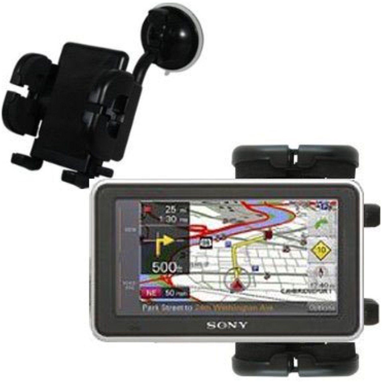 DURAGADGET 3 In 1 Car Mount / Holder / Cradle For Sony Nav-U