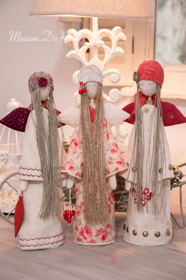 Maison de r ve anio kowo i27 engel u engelfl gel for Ornamenti casa
