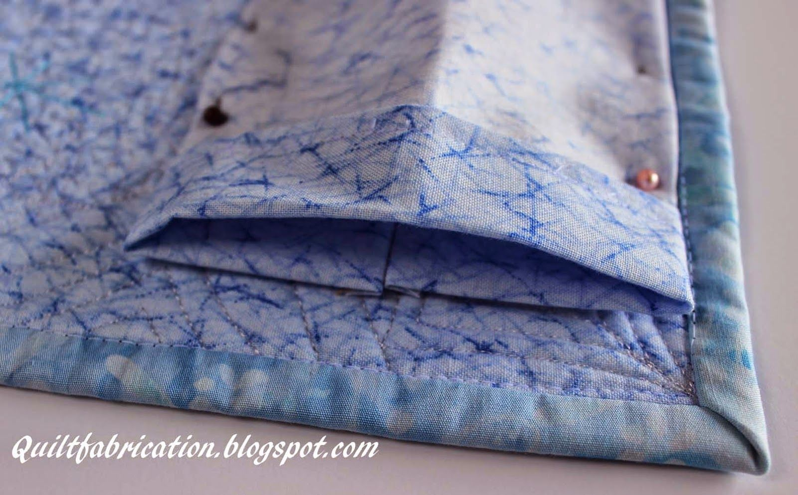 Hanging sleeve quilting tips quilt stitching quilt