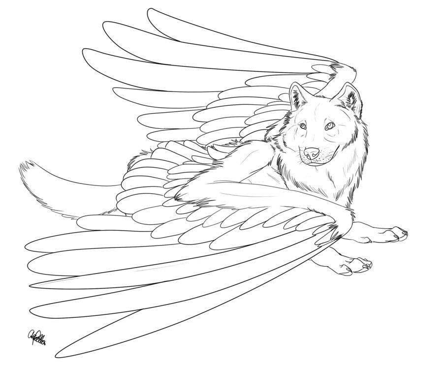 Wolf Howling Lineart Google Search Cute Wolf Drawings Wings Drawing Wolf Colors