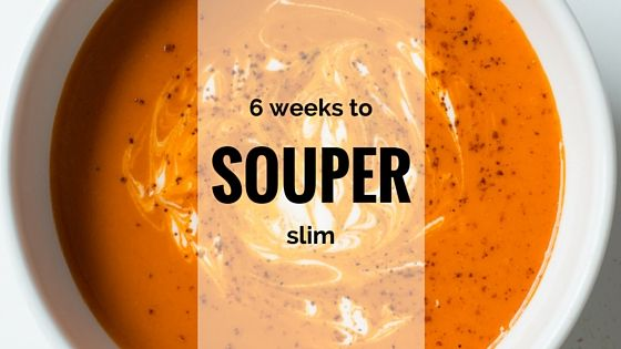 Fiona Kirk 6 Weeks To Souper Slim diet on the site now
