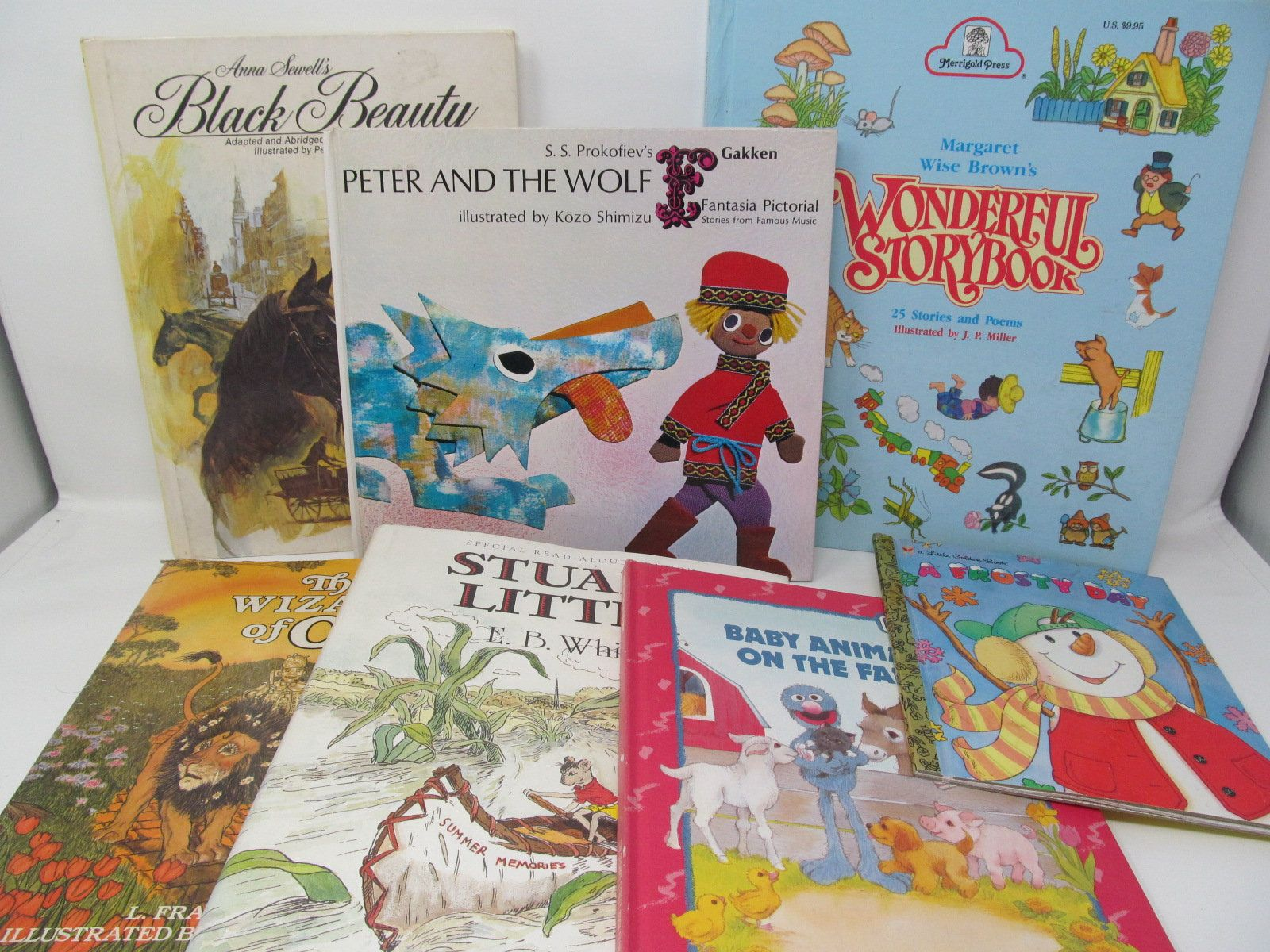 Vintage Children S Books