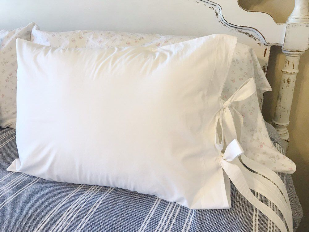 Farmhouse Style Pillow Cover/Pillowcase with Extra Long
