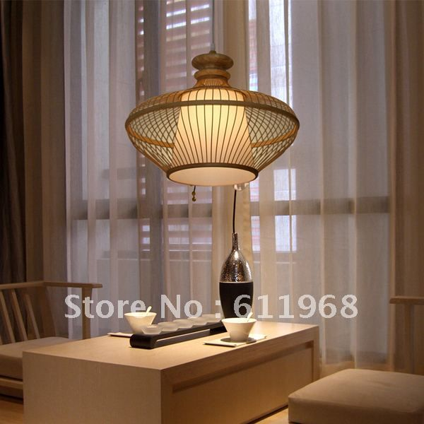 EMS FREE SHIPPING Balcony Pendant Light Rustic Lamp Dining Table Modern Brief Japanese Style