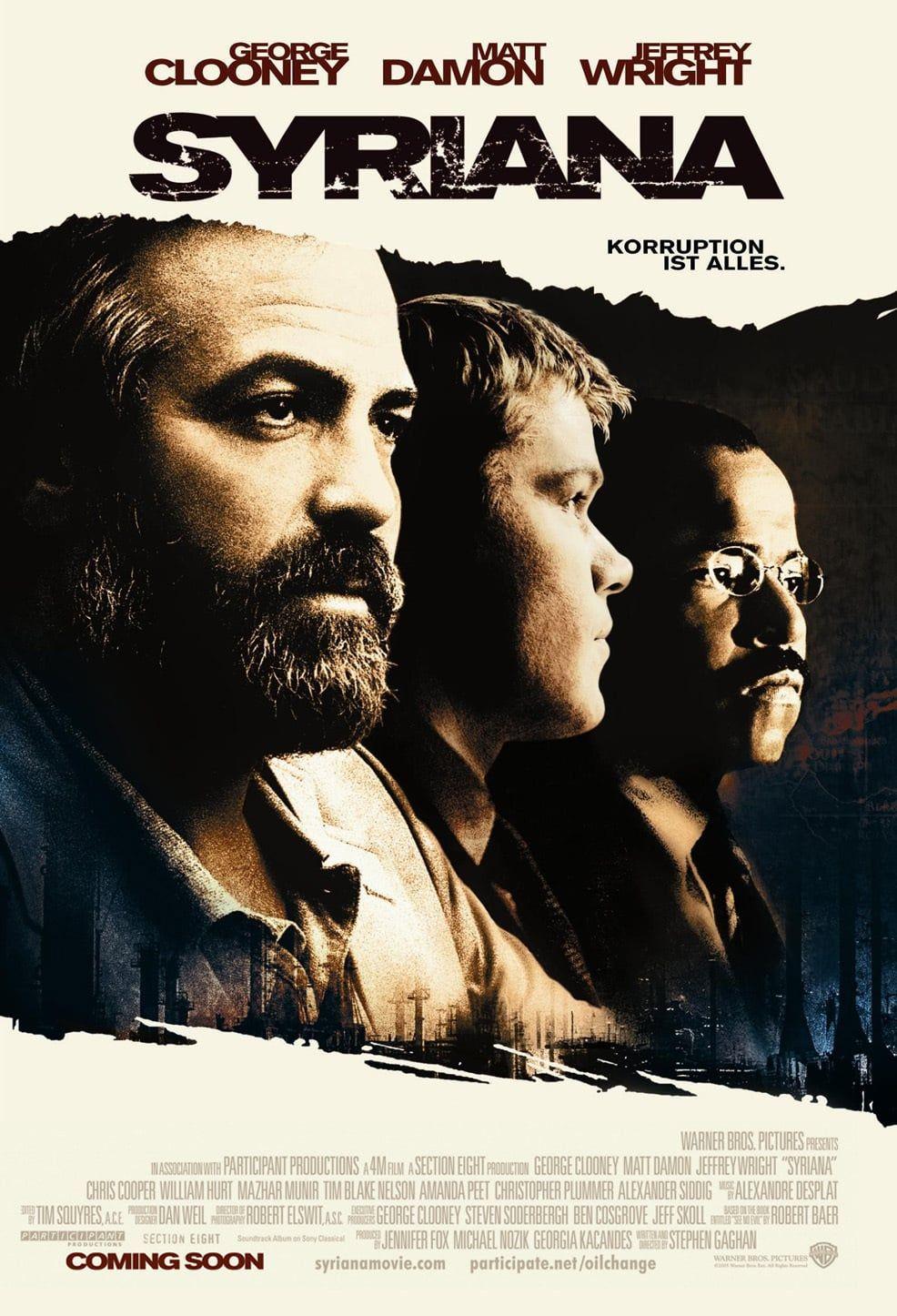 Syriana Pelicula Completa En Espanol Latino Syriana Pelicula Completa Audio Latino Syriana Pelicula Completa Castellano Syr George Clooney Matt Damon Dvd