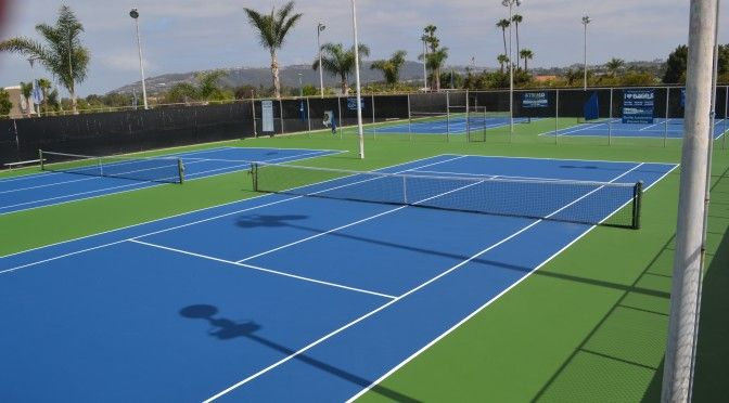 Tennis Court Resurfacing Repair Phoenix Arizona Tennis Court Tennis Court