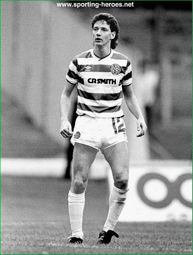 Willie McStay - Celtic FC - 1979/80-1986/87