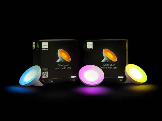 Philips Hue Badkamer : Philips adds accent light fixtures to smartphone controlled led