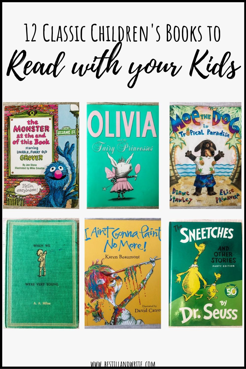 12 Classic Children S Books To Read With Your Kids Classic Childrens Books Classic Childrens Childrens Books