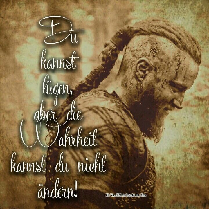 Vikings Zitate Deutsch