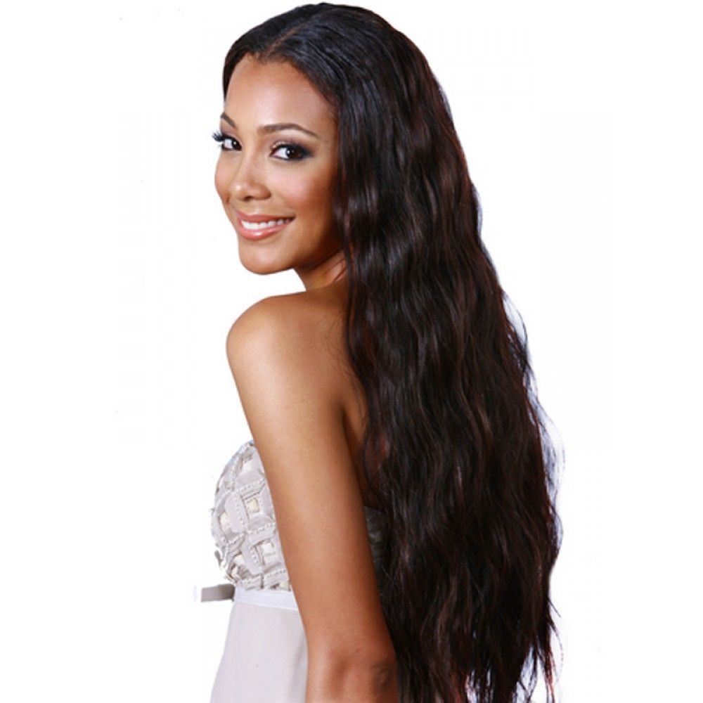Bare & Natural is hair in its most natural state.