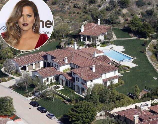 Khloé Kardashian Buys Justin Bieber's House, Moving In Next to Kourtney