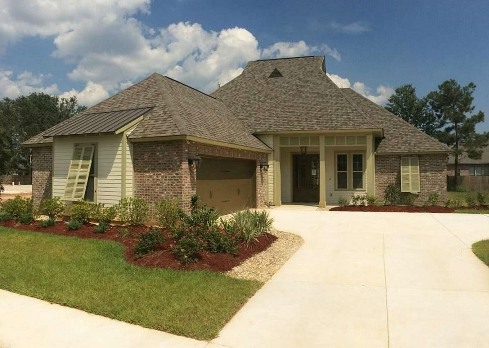 Dsld homes louisiana related keywords dsld homes for House plans covington la