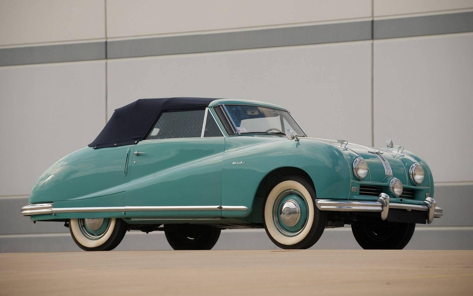 classic car: Classic Car Widescreen HD Wallpaper 4