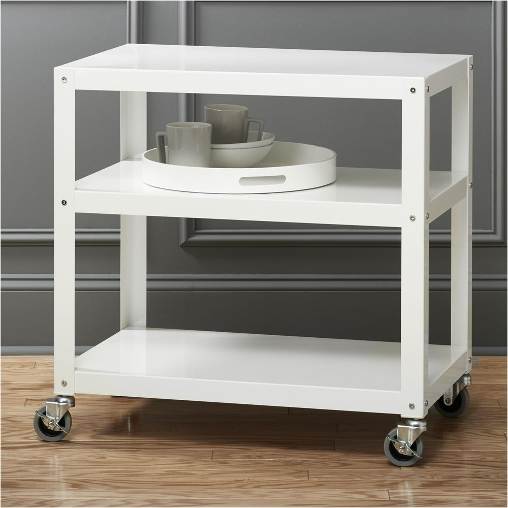 office rolling cart. Go-cart White 30\ Office Rolling Cart