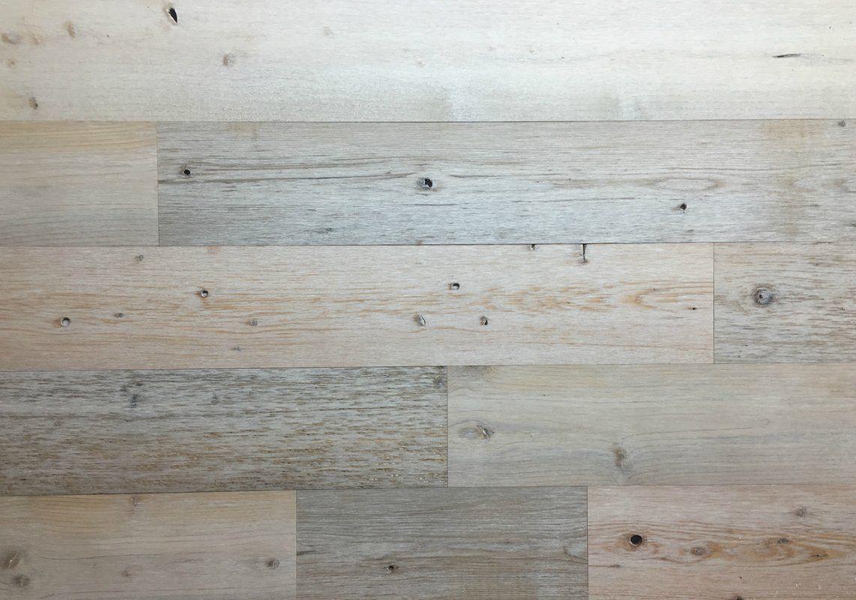 5 X 42 Reclaimed Peel Stick Solid Wood Wall Paneling Wood Panel Walls Wood Interior Design Coastal White