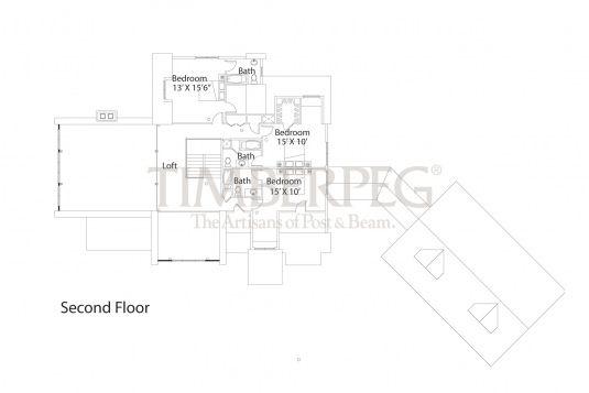 Purcellville VA 5940 Floor Plan
