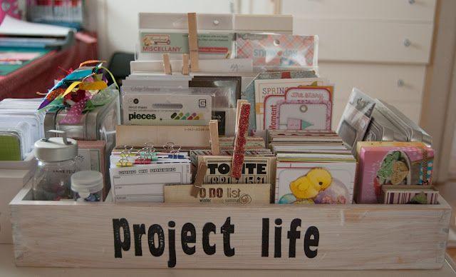 Project Life Organization Inspiration!